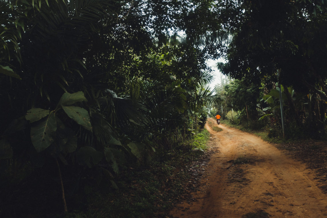 Country Roads of Northern Thailand - Chiang Mai, Thailand - Fuji X100F