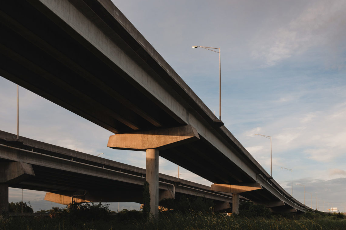 Septum Clark Parkway Overpass - Charleston, South Carolina - Fuji X100F