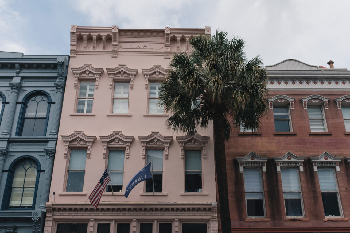 Liberty - Charleston, South Carolina - Fuji X100F