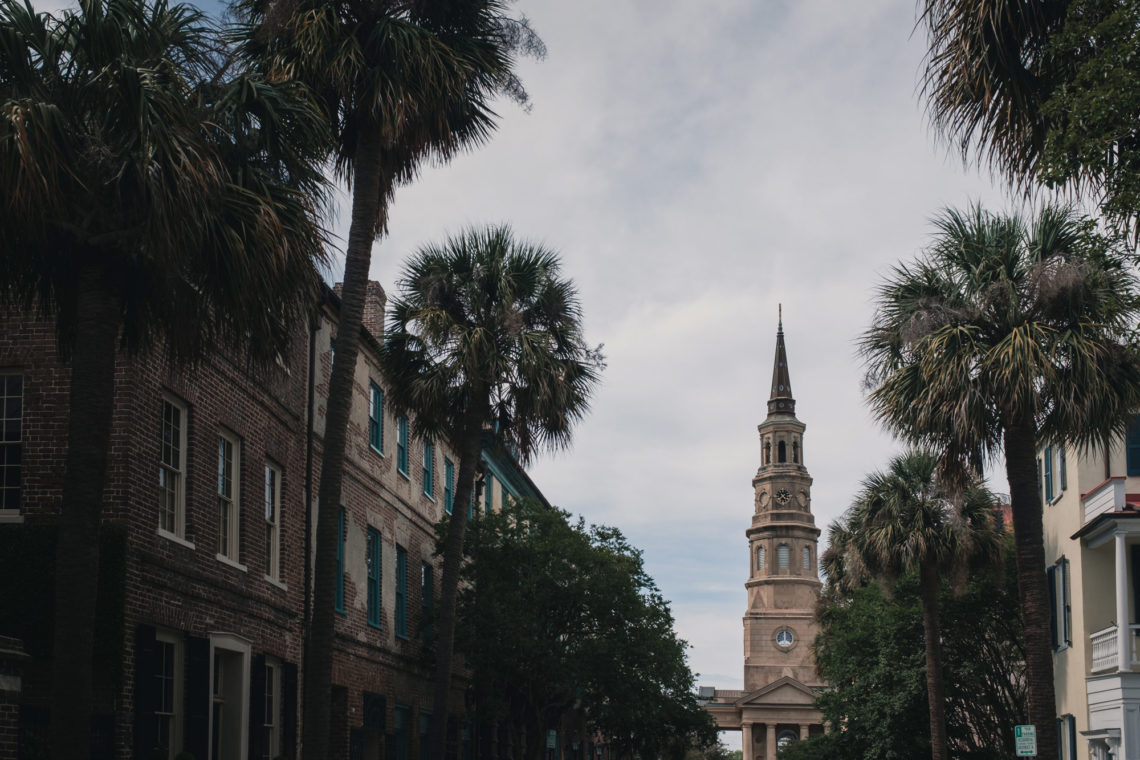 St. Philip's Church - Charleston, South Carolina - Fuji X100F