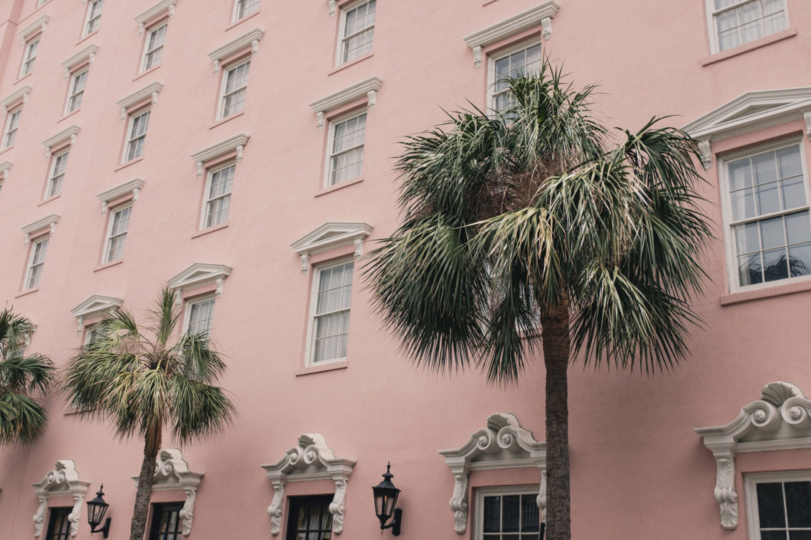 The Mills House - Charleston, South Carolina - Fuji X100F