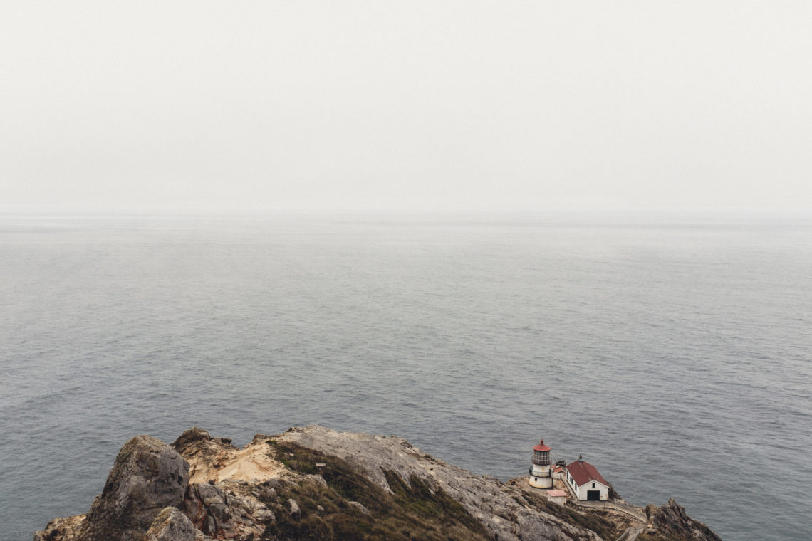 Point Reyes Lighthouse - Inverness, California - Fuji X100F