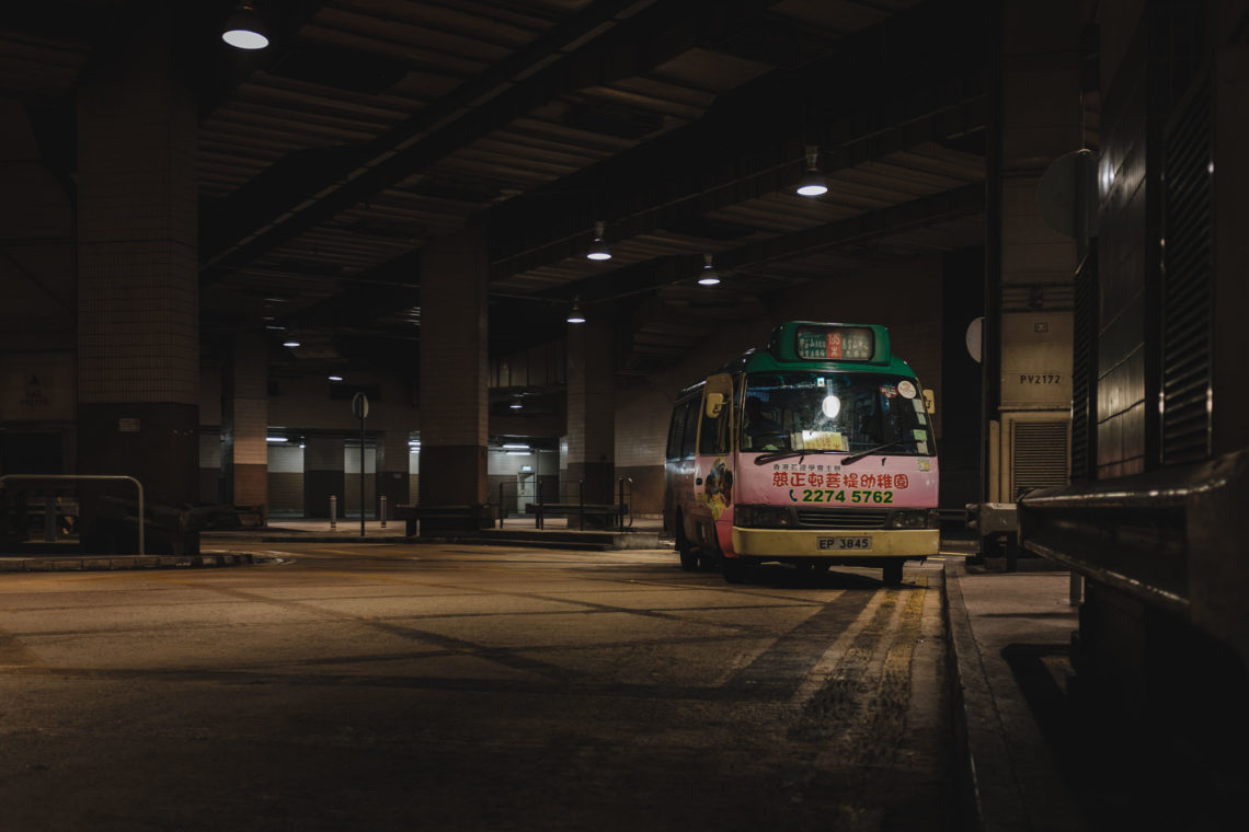 Diamond Hill Public Light Bus Station - Hong Kong - Fuji X100F