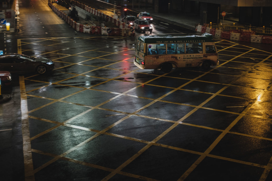 Hong Kong Intersection - Hong Kong - Fuji X100F