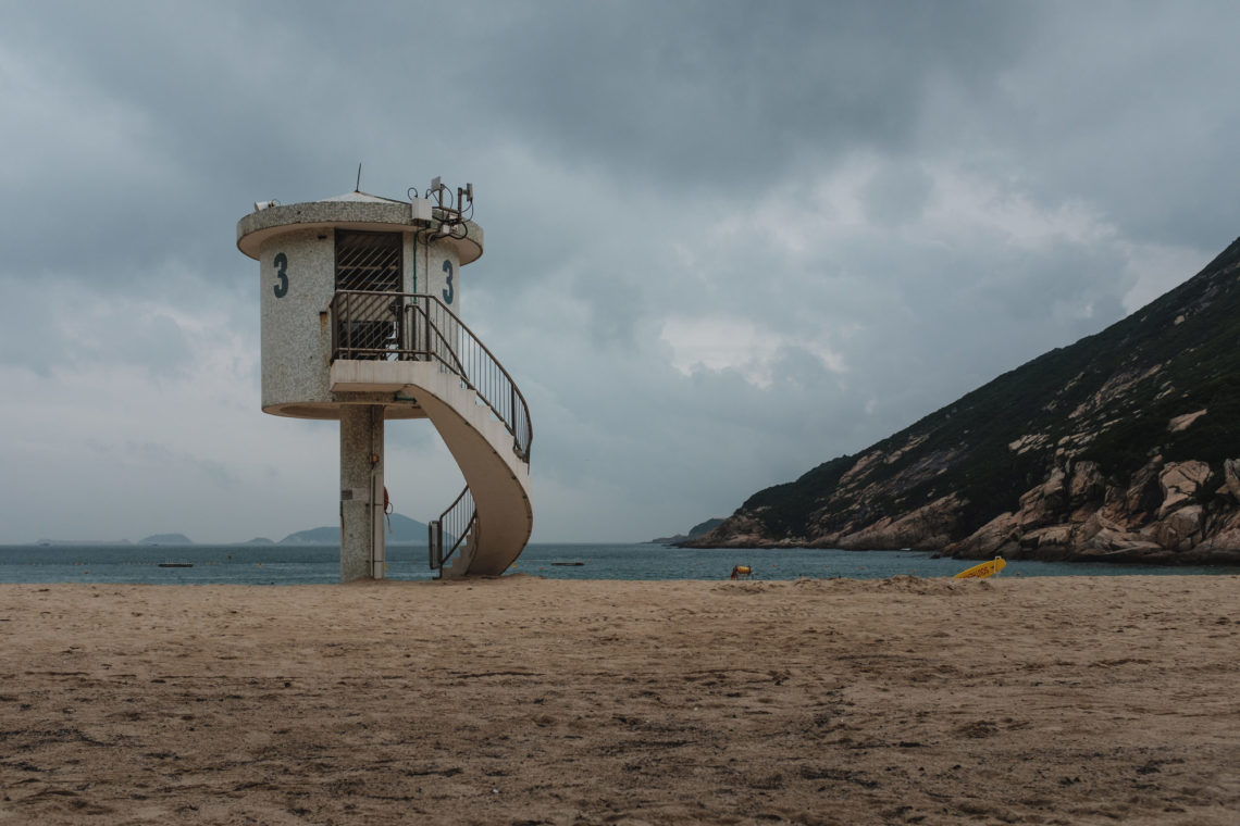 Lifeguard Tower No.3