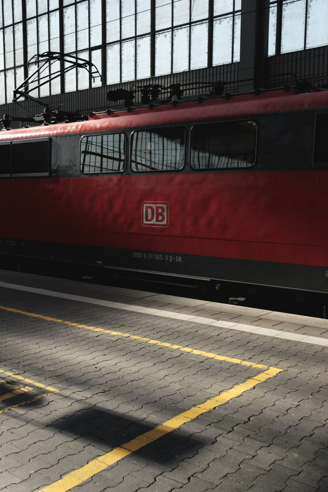 DB - Munich, Germany - Fuji X100F